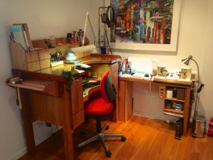 Handmade Jewelry Studio - Setup your own studio - Make Jewelry