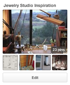 Pinterest board - Studio Inspiration