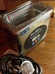 Jewelers Ultrasonic Cleaner 01