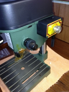 Jewelers Drill press 08