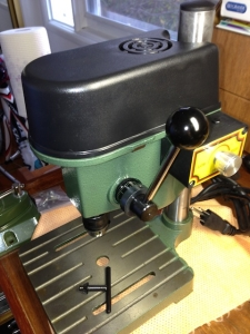 Jewelers Drill press 13