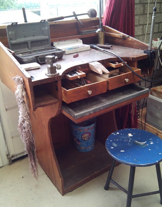ancient-Jewelers-workbench